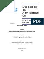 Carrillo_Trabajo - Plan de Mejora de La Empresa