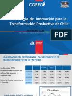 Eduardo Bitran - Estrategia de Innovación para la Transformación Productiva de Chile