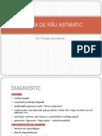 Starea de Rau Astmatic