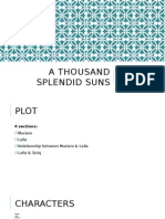 a-thousand-splendid-suns final presentation
