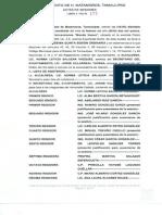 Acta de la 45ta Sesion Ordinaria de Cabildo 27 de Febredo de 2015 - GObierno de Matamoros