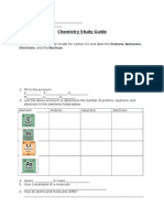 study guide 2015 8th