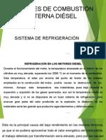 SISTEMA DE REFRIGERACIÓN DEL MOTOR DIÉSEL