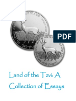 Land of the Tzvi - A Collection of Essays