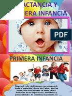 Lactancia y Primera Infancia