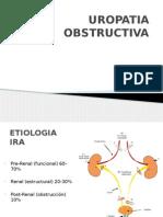 Uropatía Obstructiva-Dra. M. PIA