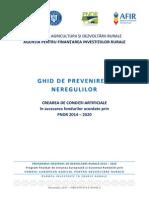 Gs Prevenire Nereguli Pndr2020 Vs