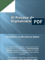 Ciclo de Digitalizacion
