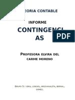 Contingencias teoria contable