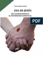 Teresa de Jesus Del Enamoramiento Al Matrimonio Espiritual
