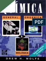 Quimica General, Organica y Biologica 2a. Wolfe