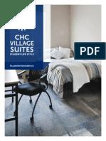 Village Suites Oshawa Official Tenant Handbook