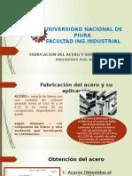 Fabricacion Del Acero y Sus Aplicaciones