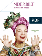 Vanderbilt University Press Spring/Summer 2016 Catalog