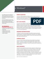U_are_U SDK for Windows