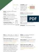 Diccionario Matemático (