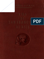Cuthbert P - Vida de San Francisco de Asis