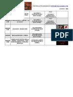 calendario metalcanario AGOSTO - 2010