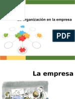 La organizacion en la empresa.pptx