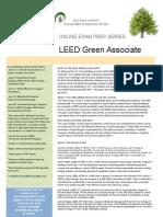 LEED Green Associate CAGC