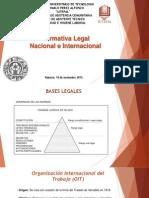 Normas Legal venezolana SHA