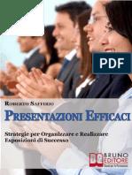 (eBook E-book) Come Organizzare e Realizzare Presentazioni Efficaci (Comunicazione, Lavoro)
