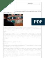 La demanda defectuosa interrumpe el plazo de prescripción por aplicación del art.pdf