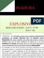 Explosivos III Semestre Tns 2015