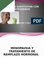 Terapia Sustitutiva Con Estrogenos