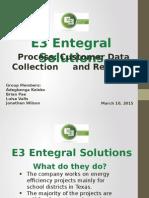 E3 Entegrals Solution