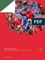 Annual Report MANUTD