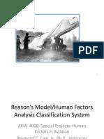 Unit 5 Reason and HFACS Presentation