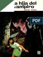 PR337 - La Hija Del Vampiro - Silver Kane - TERROR