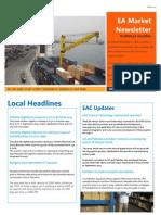 EA Export Fund E-newsletter- November 2015 Issue