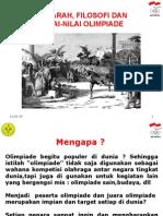 (1) Sejarah,Filosofi & Nilai-Nilai Olimpiade