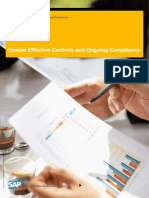 Ensure Effective Controls and Ongoing Compliance
