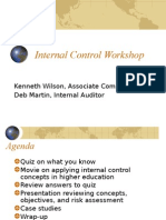 Internal Control Presentation March 2010