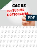 E-book Dicas Português