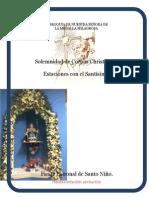 Corpus Santo Niño 2015