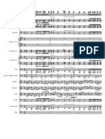 Song From Paris WIP-Partitura y Partes
