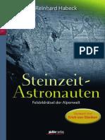 Steinzeit Astronauten Reinhard Habeck
