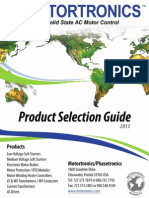 Motortronics 2013 Product Selection Guide - Softstarter