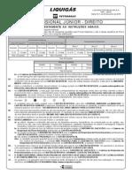 Direito Liquegas Sp prova de 2015
