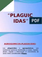 Clasificacion de Los Principales Plaguicidas Quimicos de Uso