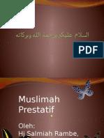 muslimah prestatif polban