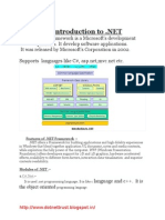 Dot net programs for learners