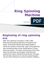Ring Spinning Machine (2)