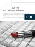 Beauty and the E-Commerce Beast