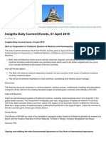 Insightsonindia.com-Insights Daily Current Events 01 April 2015