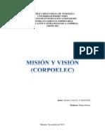 Mision y Vision-Informe